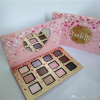 Faced Makeup Funfetti Eyeshadow Palette Too Faced 12 Color Cosmetics Make Up Eye Shadow Palette