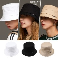 [GFLAT]  BASIC BUCKET HAT / バケット・ハット
