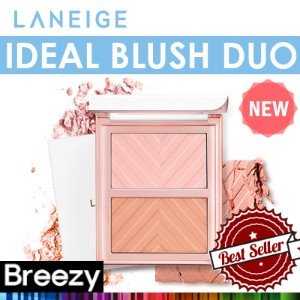 [BREEZY] ★Laneige★アイデアルブラッシュデュオ / Ideal Blush duo / Amorepacific / 8g / 6colors