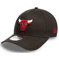New Era NBA Chicago Bulls 9forty Team Strapback Cap Adjustable 940 Kappe Basecap