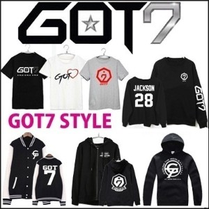 【送料無料】GOT7 パーカー/トレーナー/ジャンパー/ T-shirts/半袖Tシャツ/Got?/Got It/Bambam/Jackson/Jr/Youngjae/Jb/Yookeom/got7