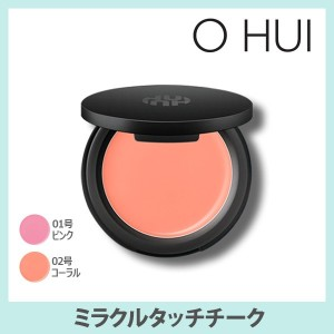 [OHUI] Miracle Touch Blusher/ミラクルタッチチーク/Cheek/make up/sulwhasoo/thefu/hera/sum37/lirikos/TheFaceShop...