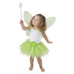 (ティンカーベルコスチューム子供用) Heart to Heart Tinkerbell Costume for Toddler Tinkerbelle Birthday Party and