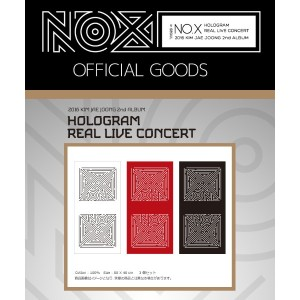 JYJ キム・ジェジュン 2nd Album Hologram real live Concert in Seoul 公式グッズ PREMIUM TOWEL SET