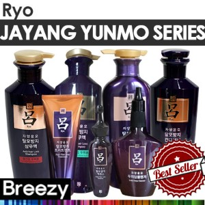 BREEZY ★ [RYO] Jayang Yunmo  hair loss prevention Care Line / shampoo 400ml / Conditioner 400ml /...