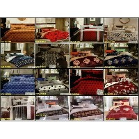 7 IN 1 Queen Fitted Bedsheet 100% Cotton
