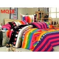 Mimiko Single / Queen size fitted bedsheet