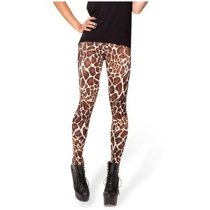 Made in China Space Print Pants Fitness Legging BABY GIRAFFE HIGH-WAISTED LEGGINGS Woman Leggings Di