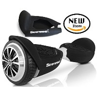 Silicone Case for SWAGTRON T5 Electric Self Balancing Scooter Full-Body Protector Cover Skin for T5