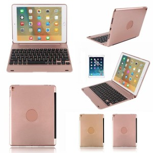 Slim Bluetooth Keyboard With Stand Protective Case Cover For iPad pro 9.7/Air 2