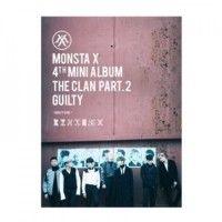 予約販売 MONSTA X 4TH MINI ALBUM - THE CLAN 2.5 PART.2 GUILTY CD [CD] 全国送料無料  JA201610 JA201611
