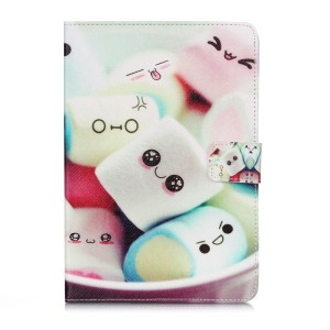For iPad Mini Wallet Case、Ipad Mini 1/2/3 Case Flip Case、Candy Synthetic PU Leather Stand Cover For...