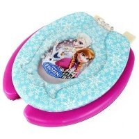 アナと雪の女王 トイレ カバー ★The frozen toilet seat cover / The frozen pee trainer