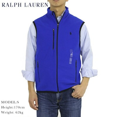 Ralph Lauren Men's Performance Fleece Vest USラルフローレン フリース ベスト