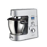 Kenwood KM080AT Cooking Chef Machine, Silver [並行輸入品]