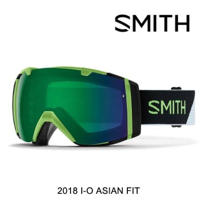 2018 SMITH スミス ゴーグル GOGGLE I/O REACTOR SPLIT/CHROMAPOP EVERYDAY GREEN MIRROR+CHROMAPOP STORM ROSE...