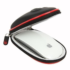 Hermitshell Hard EVA Storage Carrying Case Bag for Apple Magic Mouse (I and II 2nd Gen) and...