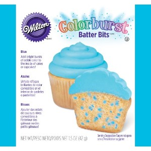 Colorburst Batter Bits 1.5oz-Blue (並行輸入品)