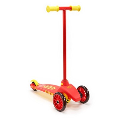 little tikes Lean To Turn Scooter 640124M/640117M/640100M/640094M (レッド)