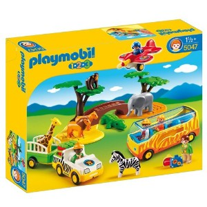 PLAYMOBIL (プレイモービル) Large African Safari Building Kit(並行輸入品)