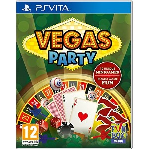 Vegas Party (PlayStation Vita) (輸入版)