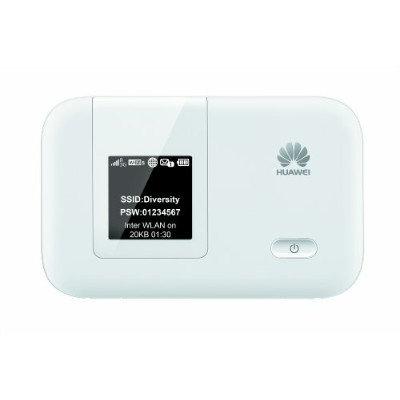 Huawei E5372  高速LTE 150 Mbps wifi ルータ