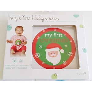 Baby's first holiday stickers - 14 stickers to celebrate baby's first holidays by Tiny Ideas