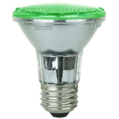 Sunlite 80001-su par20 / 36led / 2 W / B LED 120-volt 2-watt Medium Based par20ランプ PAR20/36LED/2W/G 1
