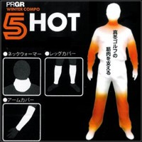 PRGR【プロギア】WINTER COMPO 5HOT W.HOT-025