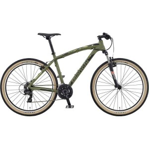 【送料無料】【代引不可】18ビアンキ KUMA 27.4 SHIMANO 3×7SP V-BRAKE Matt Military Green