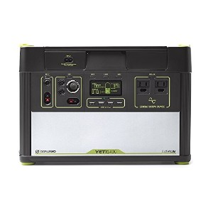 Goal Zero Yeti Lithium 1400 (100V) Portable Power Station ポータブル電源 BT171 38009