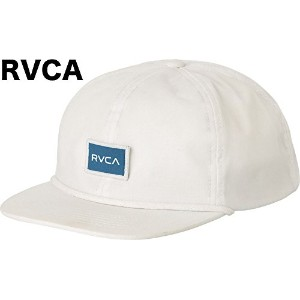 RVCA Curren Caples Hat Cap Off White キャップ 並行輸入品