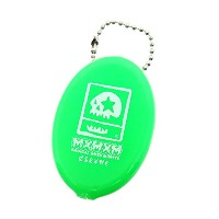 MxMxM COINCASE(マジカルモッシュミスフィッツ)コインケース MAGICAL MOSH COIN POUCH 緑,-