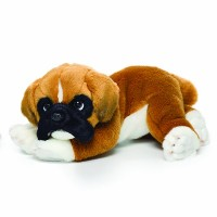 Nat and Jules Boxer Plush Toy, Large by Nat and Jules