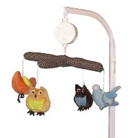 Arbor Friends Crib Mobile by KidsLine