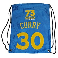 NBA Golden State warriorscurry s. # 3073wins Player Drawstringバックパック, Golden State Warriors、1サイズ
