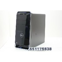 DELL XPS 8500 Core i7 3770 3.4GHz/12GB/1TB/Multi/Win7/GeForce GTX 1050Ti【中古】【20171206】