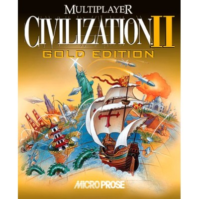 Civilization 2: Gold / Game