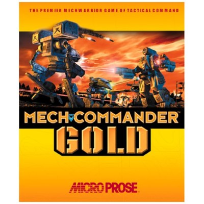 Mech Commander Gold (輸入版)
