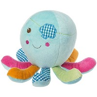 Mary Meyer Baby Buccaneer Octopus Soft Toy by Mary Meyer