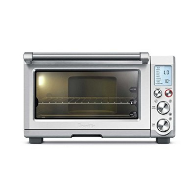 Brevilleスマートオーブンbov845bss Pro Convection Toaster Oven with Element IQ、1800 W、ステンレススチール