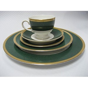 Wedgwoodシャーウッド5Piece Set - Service Place for 1