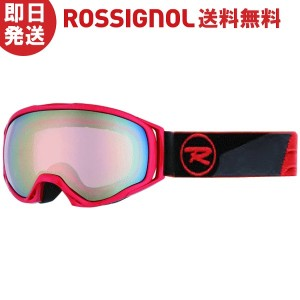 ROSSIGNOL ロシニョール DEMO GROSS RED ゴーグル スキー用 RKGG02J