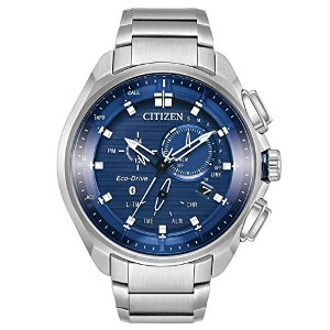 Citizen Watches Mens bz1021–54l eco-drive One Size Silver/Tone