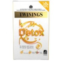 Twinings Detox 20 Bag (order 4 for trade outer) / トワイニングデトックス20袋(商品アウターため4 )