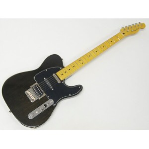 FENDER Modern Player Telecaster Plus(Charcoal Transparent/M)【テレキャスター プラス】【241102569】 エレキギター