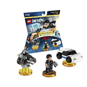 LEGO Dimensions: Mission Impossible Level Pack (輸入版)