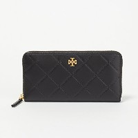 (トリーバーチ) TORY BURCH 財布 長財布 39962 001 BLACK 【GEORGIA ZIP CONTINENTAL WALLET】 [並行輸入品]