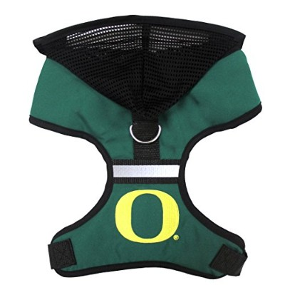Oregon Ducks Pet Harness SM