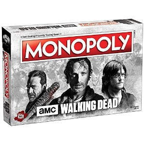 USAopoly ウォーキングデッド モノポリー Amc the Walking Dead Monopoly Board Game [並行輸入品]